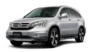 Honda CR-V3 Manual